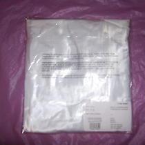 Ladies Lg Avon 100% Polyester White Full Length Sleeveless Bridal Lingerie Gown Photo