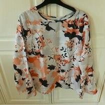 Ladies Long Sleeved Silky Top by Avon - Size 10/12 Photo