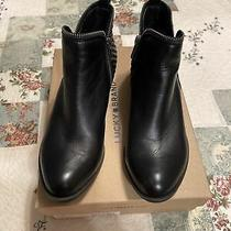 Ladies Lucky Brand Booties. Size 8.5m Preowned Photo