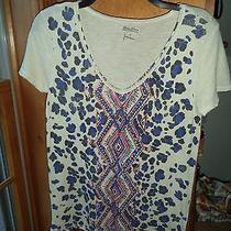 Ladies Lucky Brand T-shirt.....sz.s...