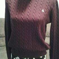 Ladies Medium Ralph Lauren Sweater Photo