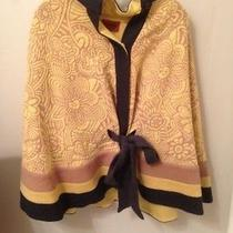 Ladies Missoni Coat Cape  Photo