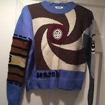Ladies Moschino Amazing High End Sweater Made in Italy Size M Photo