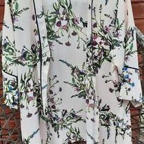 Ladies New Look Curves Blush Mix Kimono/jacket. New Photo