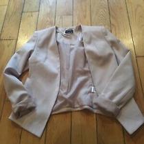 Ladies Papaya Petite Blazer (Blush) Size 8 Photo