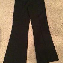 Ladies Sanctuary for Anthropologie Palazzo Wide Leg Pants Size 30 Black Nwt  Photo