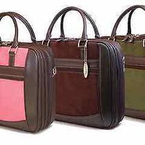 Ladies Scanfast Element Tsa Friendly Briefcase Lifetime Warranty  Hold16