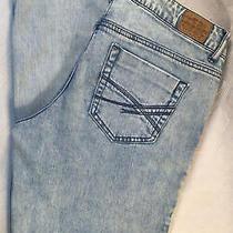 Ladies Size 9/10 Aeropostale Bayla Skinny Light Blue Jeans Photo