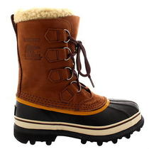 Ladies Sorel Caribou Snow Winter Warm Suede Fur Rain Mid Calf Boots All Sizes Photo