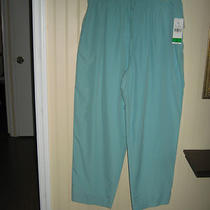   Ladies Sweat Pants  Pl  Lined   Koret Sport  Aqua Light Photo