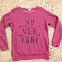 Ladies Teens Charlotte Russe Sweatshirt Size M Photo