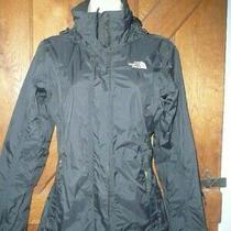 Ladies the North Face Black Lightweight Jacket. Size Xs (8) Photo