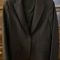 Ladies Theory Black Blazer Size 2 Photo