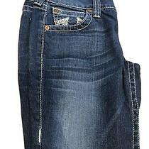 Ladies True Religion Blue Jeans W29 New Without Tags Photo