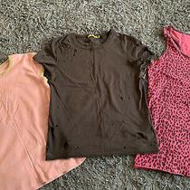 Ladies Tshirts & Vest Size 14 Topshop River Island & Gap Photo