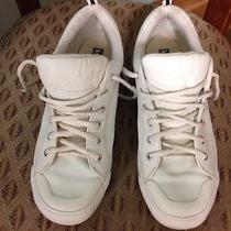Ladies White Tennis Shoes Size 10 Brand Name Keds Photo