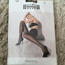 Ladies Wolford Tights - Ekaterina - Black - Size S - New Photo