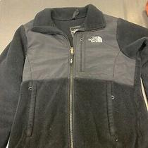 Ladies Xs Black North Face Fleece Jacket Photo