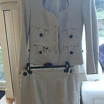 Ladies Yves Saint Laurent Suit Set-Size 10 Photo