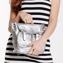 Lady Handbag Shoulder Bag Tote Purse New Fashion Pu Leather Women Messenger Hobo Photo