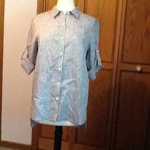 Lafayette 148 New York Women's Shirt New Photo
