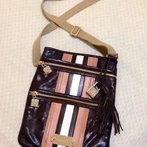 Lamb Gwen Stefani Cross Body Bag in Brown Leather Lamb Photo