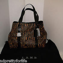 Lamb Gwen Stefani Signature Williamsfield Tote Bag New W/ Lamb Tag & Insurance  Photo