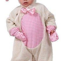 Lamb Halloween Costume Lamb Babies/toddlers Size 2 Photo