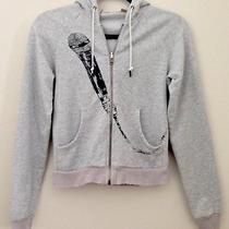 Lamb Microphone Gray Hoodie Photo