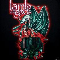 Lamb of God Cd Lgo Demon Bird Official Shirt Xl New Photo