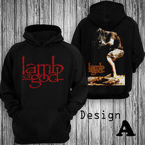 Lamb of God Hoodies Lamb of God Sweatshirt Log Hoodies Log Sweatshirt Photo