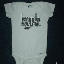 Lamb of God Onesies  3/6 6/9 12 or 18 Months    T-Shirts Available Too Photo