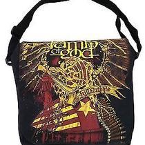 Lamb of God Retro Rock Punk Metal Shoulder Clutch Bag Messenger Bag Sr-003 Photo