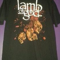 Lamb of God Shirt Photo