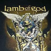 Lamb of God T-Shirt Photo