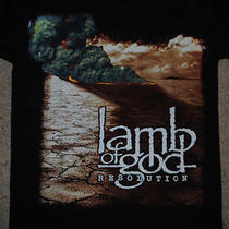Lamb of God  T Shirt  Small Photo