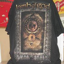 Lamb of God - T-Shirts - Xlarge Photo