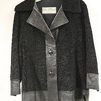 Lamp Fur and Leather Coat Jacket Special