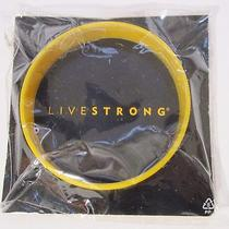 Lance Armstrong Nike Livestrong Adult L - Xl Silicone Wristband Bracelet New Photo
