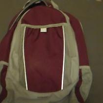 Land's End Purple Childrens Backpack Photo