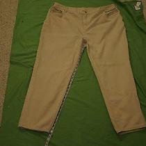 Lands  End 20 W Jeans 180378 Gw V3114 A7 Photo