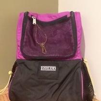 Lands' End Backpack Violet/black New Photo