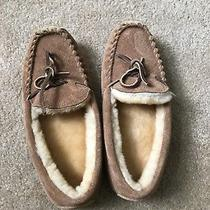 Lands End Slippers Photo