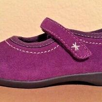 Lands End Toddler Shoes Size 5 Us (Uk 4) (Eur 21) New Ship Free Girl Party Play Photo
