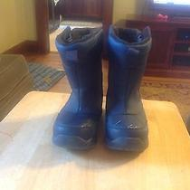 Lands End Toddler Snow Boot Size 9 Photo