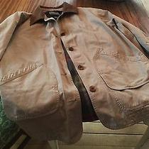 Lands End Womens Barn Jacket Size 10-12 Photo