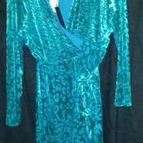 Lane Bryant Dress- Holiday Green Photo