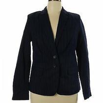 Lane Bryant Women Blue Blazer 14 Plus Photo