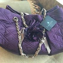 Lanvin Bag New With Tags Violet Color Photo