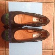 Lanvin Ballet Flat Size 37 595 Photo